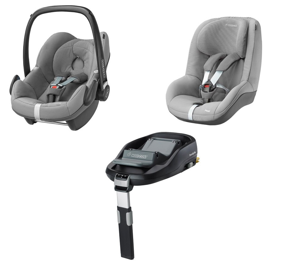 familyfix safety concept from maxi cosi 2018 concrete grey buy at kidsroom car seats. Black Bedroom Furniture Sets. Home Design Ideas