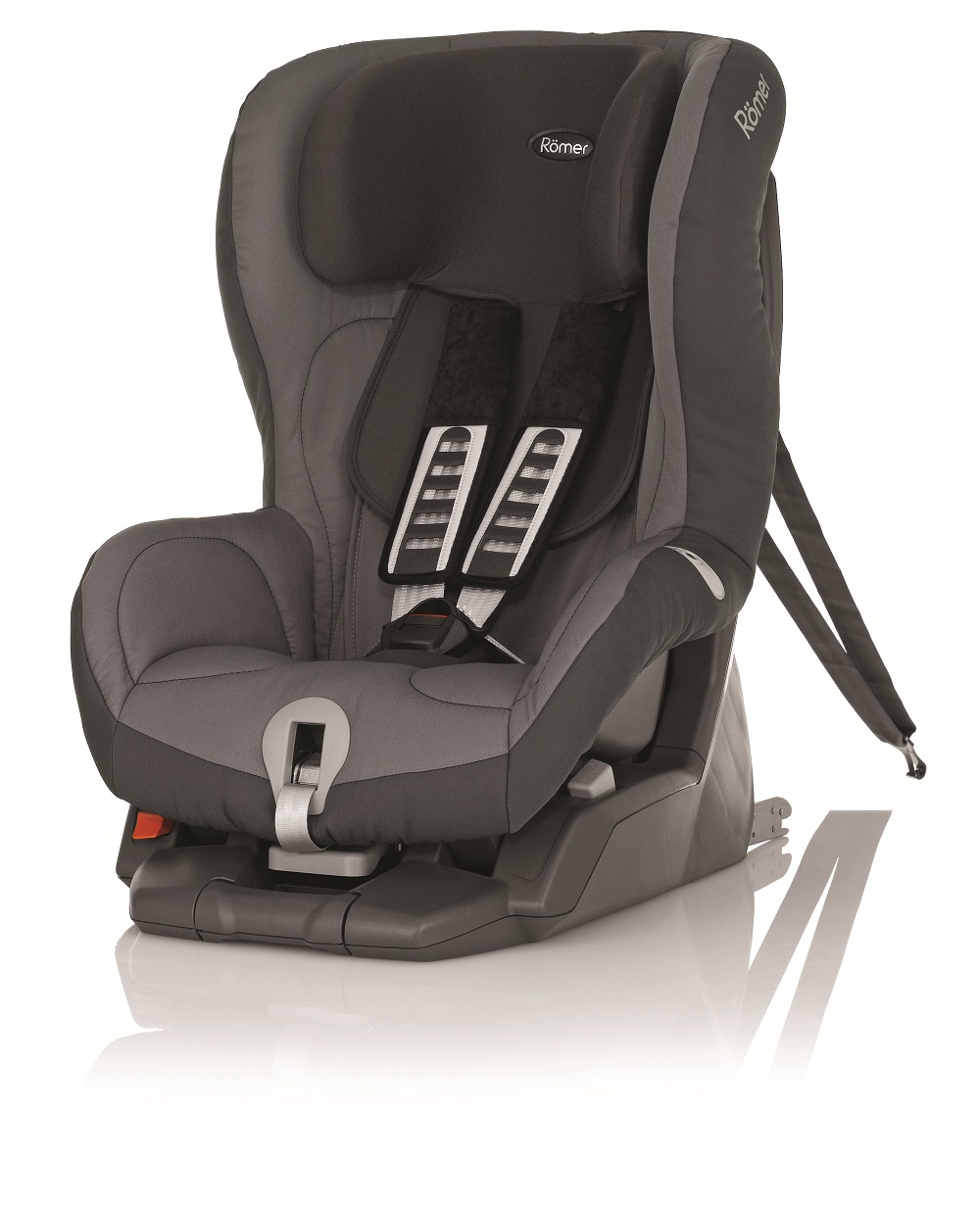 r mer child car seat safefix plus tt 2014 stone grey buy at kidsroom. Black Bedroom Furniture Sets. Home Design Ideas