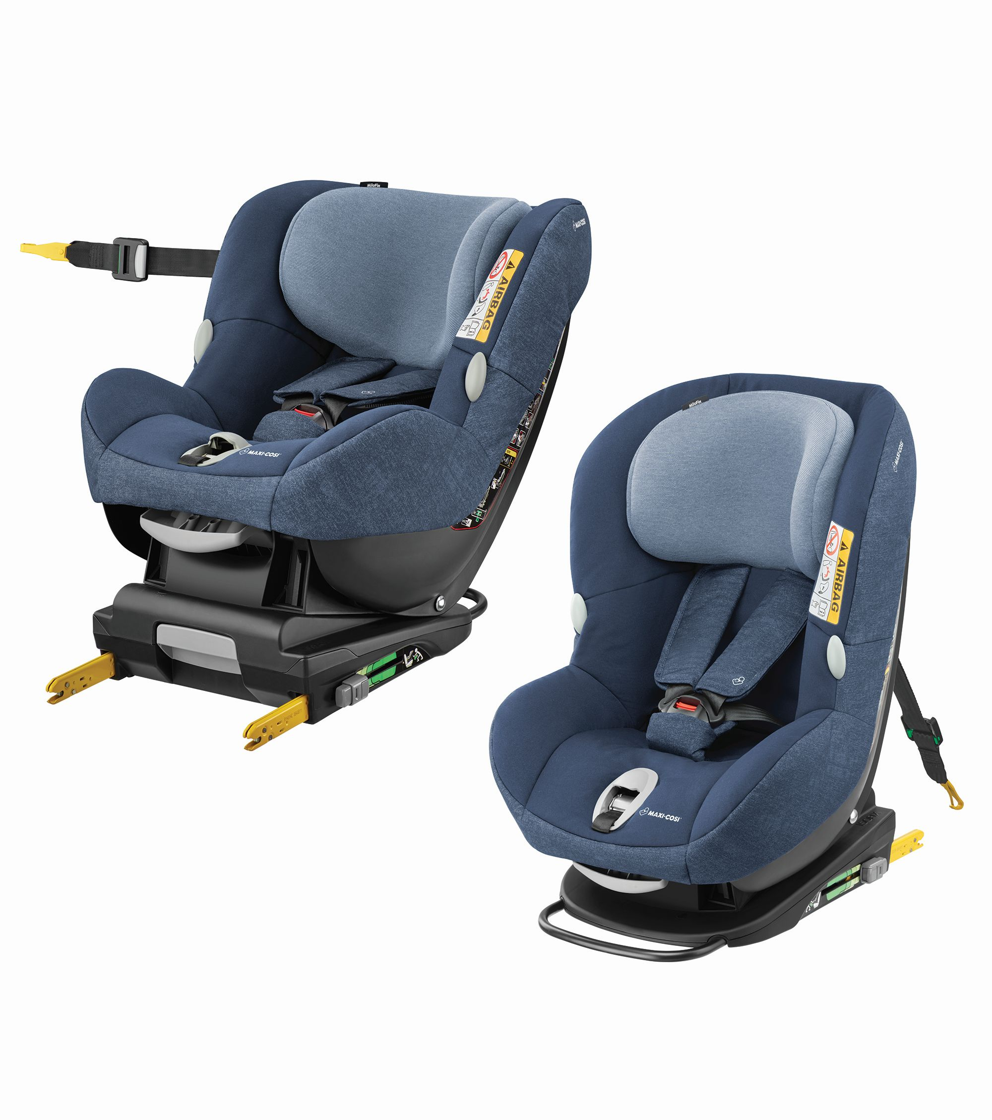 maxi cosi child car seat milofix 2018 nomad blue buy at. Black Bedroom Furniture Sets. Home Design Ideas
