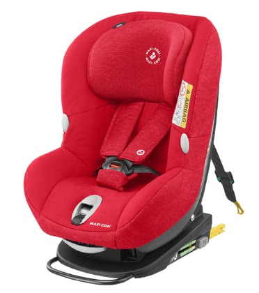 Maxi-Cosi Child Car Seat MiloFix Nomad Red 2020 - large image