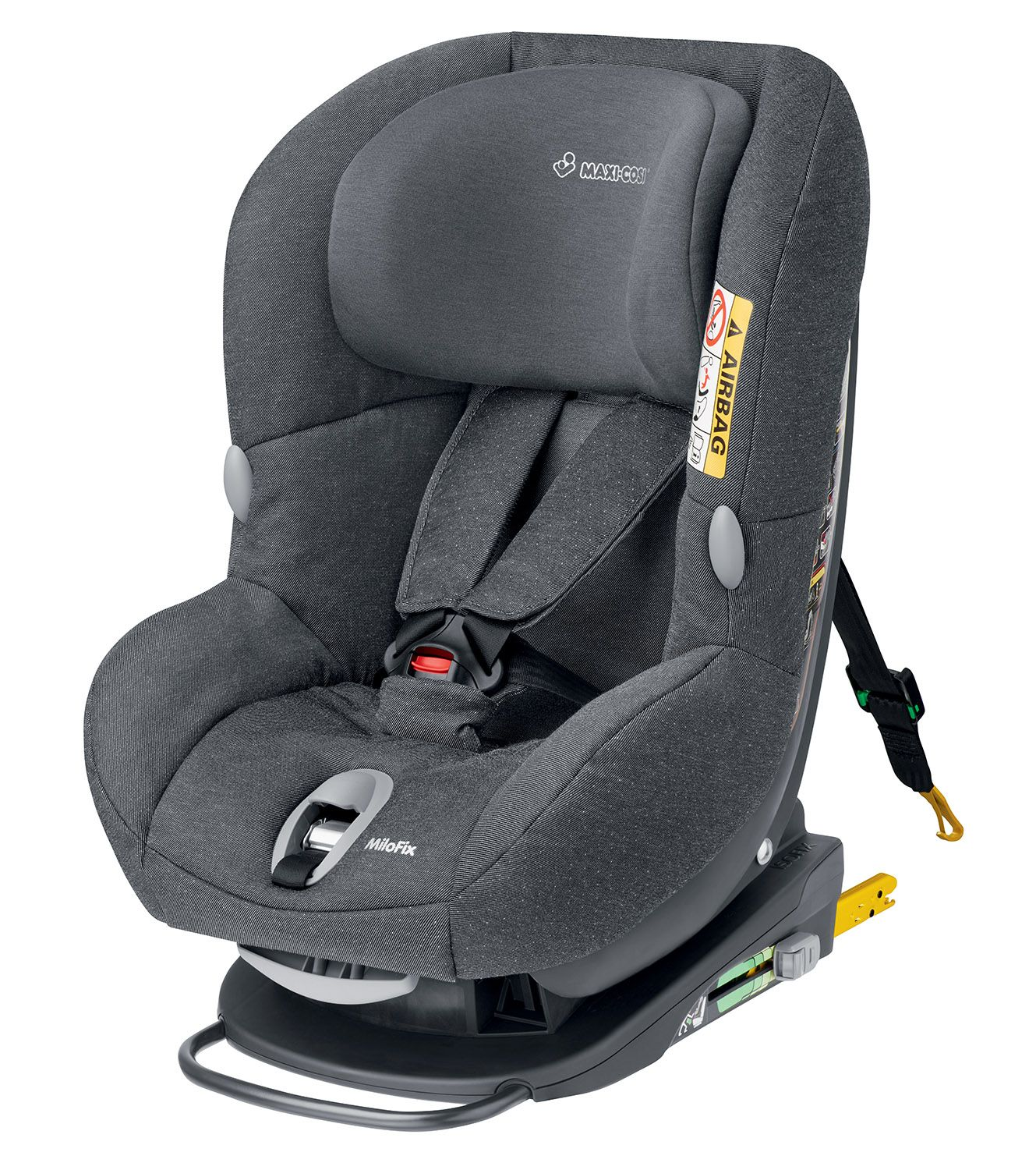 Child Car Seat Restrictions