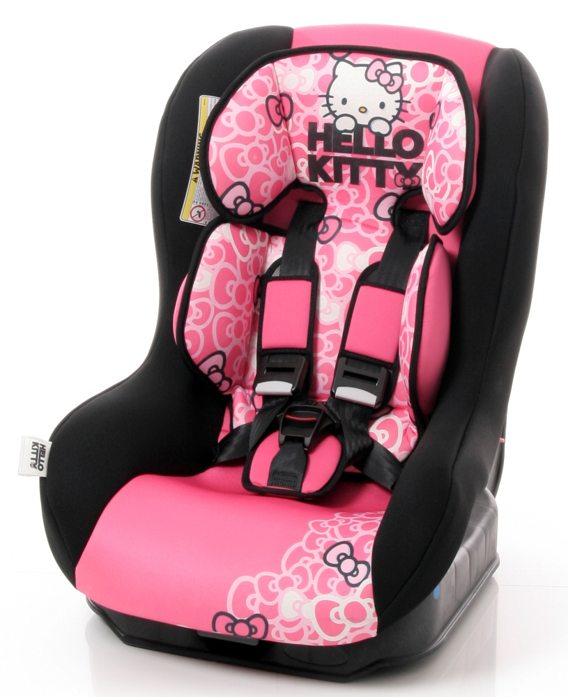 osann child car seat safety plus nt 2016 hello kitty buy. Black Bedroom Furniture Sets. Home Design Ideas