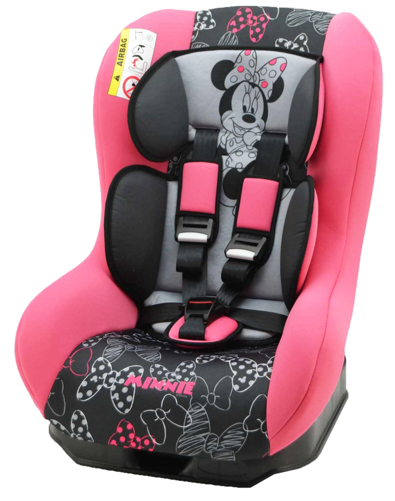 osann child car seat safety plus nt 2014 minnie buy at. Black Bedroom Furniture Sets. Home Design Ideas