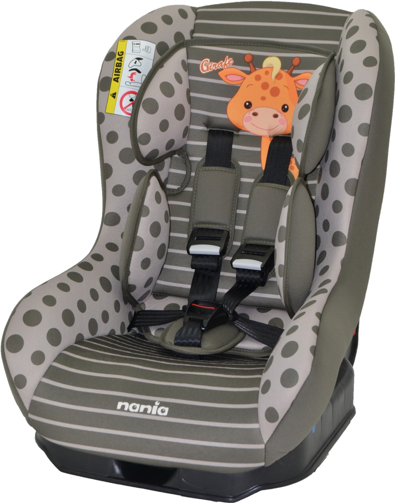 osann child car seat safety plus nt 2016 giraffe buy at. Black Bedroom Furniture Sets. Home Design Ideas
