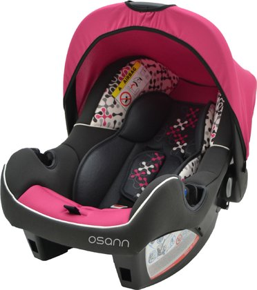 Osann Baby car seat BeOne SP Framboise 2016 - large image