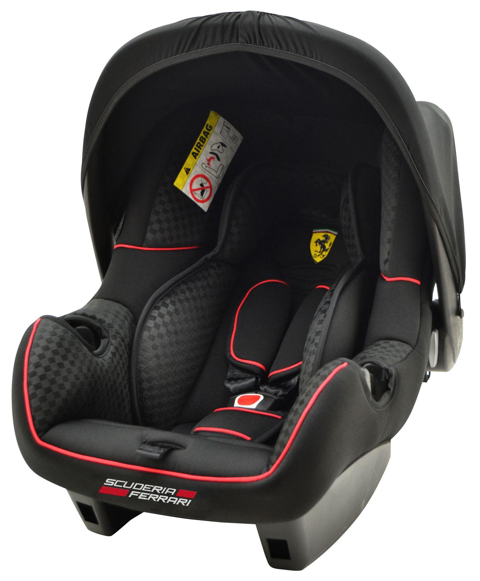 Osann Baby Car Seat Beone Sp Ferrari Kidsroom De