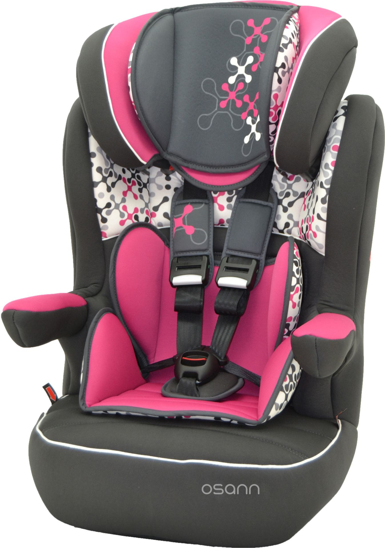 osann child car seat i max sp buy at kidsroom car seats. Black Bedroom Furniture Sets. Home Design Ideas