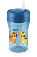 NUK Easy Learning Cup FUN - * The NUK Easy Learning CUP FUN is durable, non-spill, equipped with a high-class drinking straw and suitable for your sunshine from 18 months