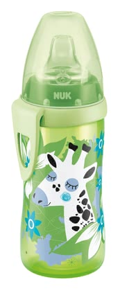 NUK Active Cup - * The NUK Active Cup is equipped with a non-spill soft-drink spout and ideal suitable for on the road