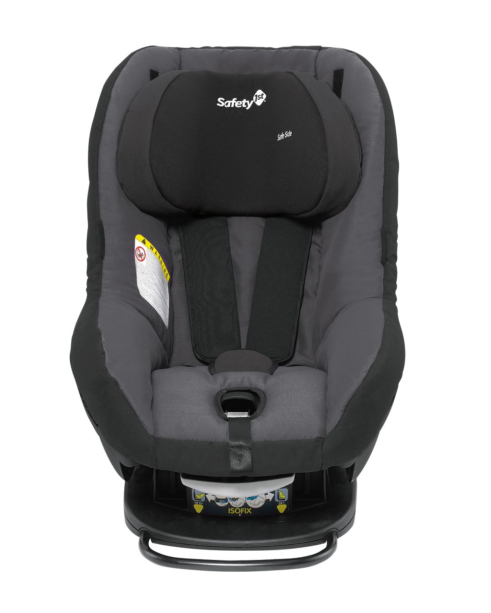 safety 1st child car seat primeofix 2015 black sky buy at kidsroom. Black Bedroom Furniture Sets. Home Design Ideas