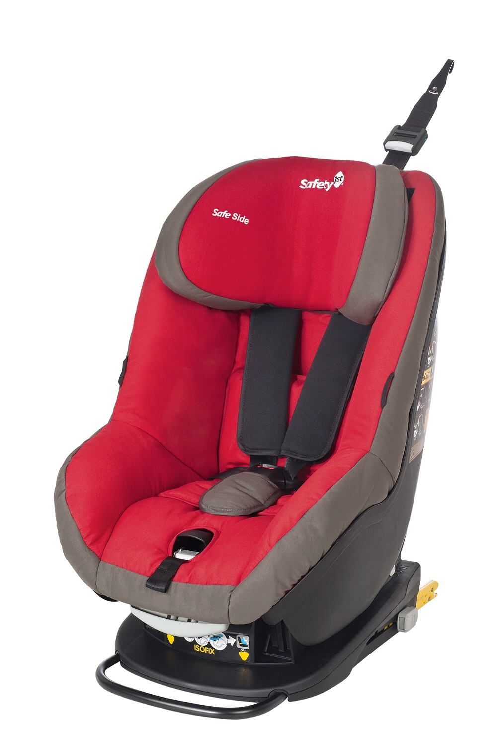 safety 1st child car seat primeofix 2015 red mania buy at kidsroom campaigns everything in red. Black Bedroom Furniture Sets. Home Design Ideas