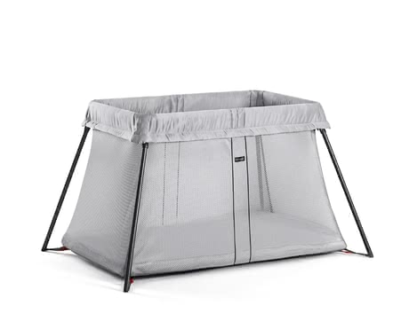 BabyBjörn Travel Cot Light -  * An ideal place for a night's rest and nap of your sweetheart is the Travel Cot Light from the house BabyBjörn.