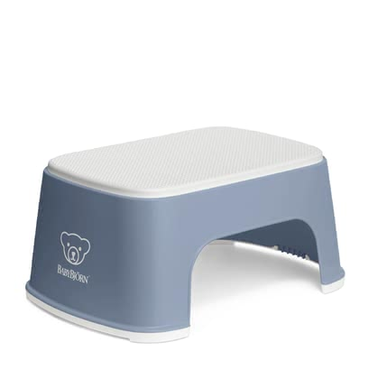BabyBjörn non-slip step stool -  * With the Baby Björn Stable footstool independent toileting and washing hands are for your sweetheart no longer a problem.