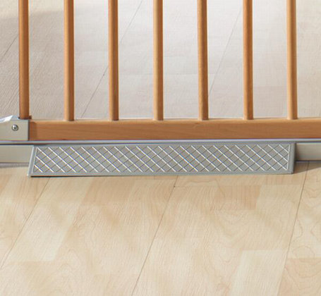 Geuther Floor plate for EASY LOCK door gate silber 2016 - large image