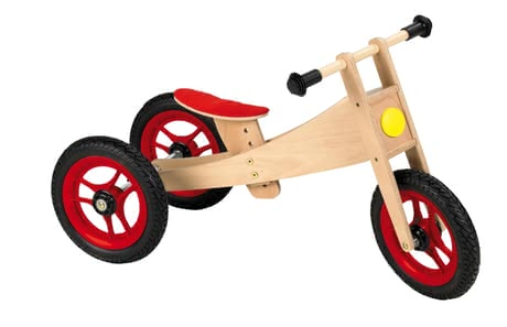 Geuther 2 in 1 Bike -  * Your little sweetheart will be impressed by the 2 in 1 bike from the house Geuther.