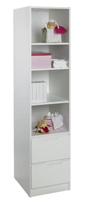 Geuther Tall shelving unit Fresh 2016 - large image