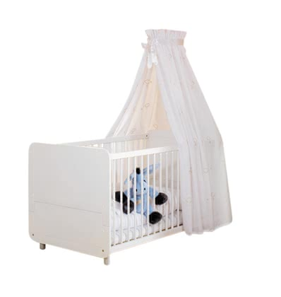Geuther baby-cot Bianco 2013 - large image