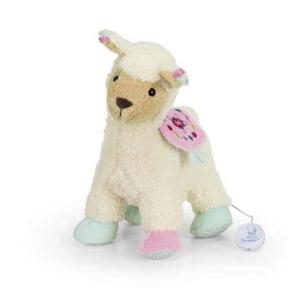 Sterntaler Music Box M -  * The Sterntaler music box is cuddly and soft, and will soon become your little one's favourite stuffed animal. By playing a gentle melody it will guide your sweetheart into the land of dreams.