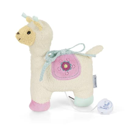 Sterntaler Music Box S -  * The cute and soft mini music box by Sterntaler plays a gentle melody that lulls your little one to sleep.