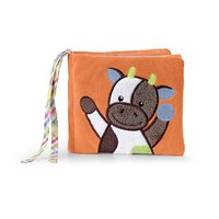 Sterntaler Play Book -  * The Sterntaler book offers plenty of opportunities for discovery and can be quickly attached to the baby car seat, the crib or stroller