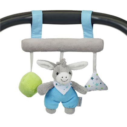 Sterntaler Hanging Toy -  * The Sterntaler toys for hanging is suitable for any baby car seat or cot and provides lots of entertainment