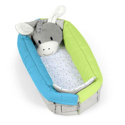 Sterntaler Cuddly Nest -  * The cuddly nest by the manufacturer Sterntaler supplies your little one with a particularly snug and cosy place to cuddle up and feel comfy.