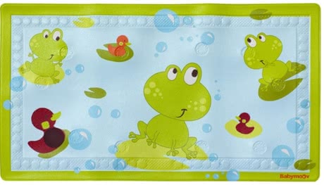 Frog bathmat with integrated thermometer 2016 - large image