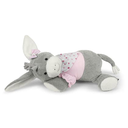 Sterntaler Sleep-Tight Toy -  * The cute sleep-tight toy by Sterntaler actively helps your little one fall asleep. This special little companion features a sound module that simulates the maternal heartbeat.