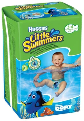 Huggies Couches Pour Piscine Taille 3 4 Acheter Sur Kidsroom
