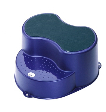 Rotho Step stool TOP blue perl 2016 - large image