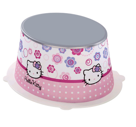 Rotho children stool Style! Hello Kitty 2014 - large image