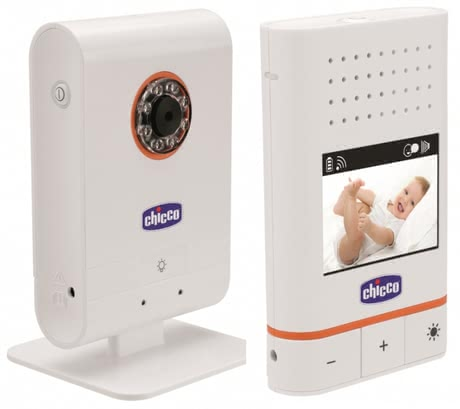 Chicco Baby Control Video Digital -  * The Baby Control Video Digital by Chicco does not only provide you with the possibility to hear your little one any time at day and night but also to see him. Thereby, you can always be sure that your sweetheart feels good and sleeps heavenly.