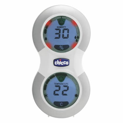 "Chicco Thermohygrometer ""Healthy Breathing"" 2014 - large image"