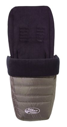Baby Jogger Foot muff Stone 2016 - large image