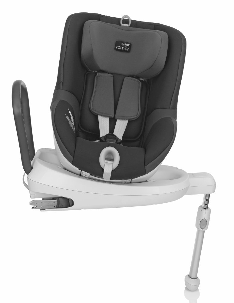 britax r mer car seat dualfix 2019 storm grey buy at kidsroom car seats isofix child car seats. Black Bedroom Furniture Sets. Home Design Ideas