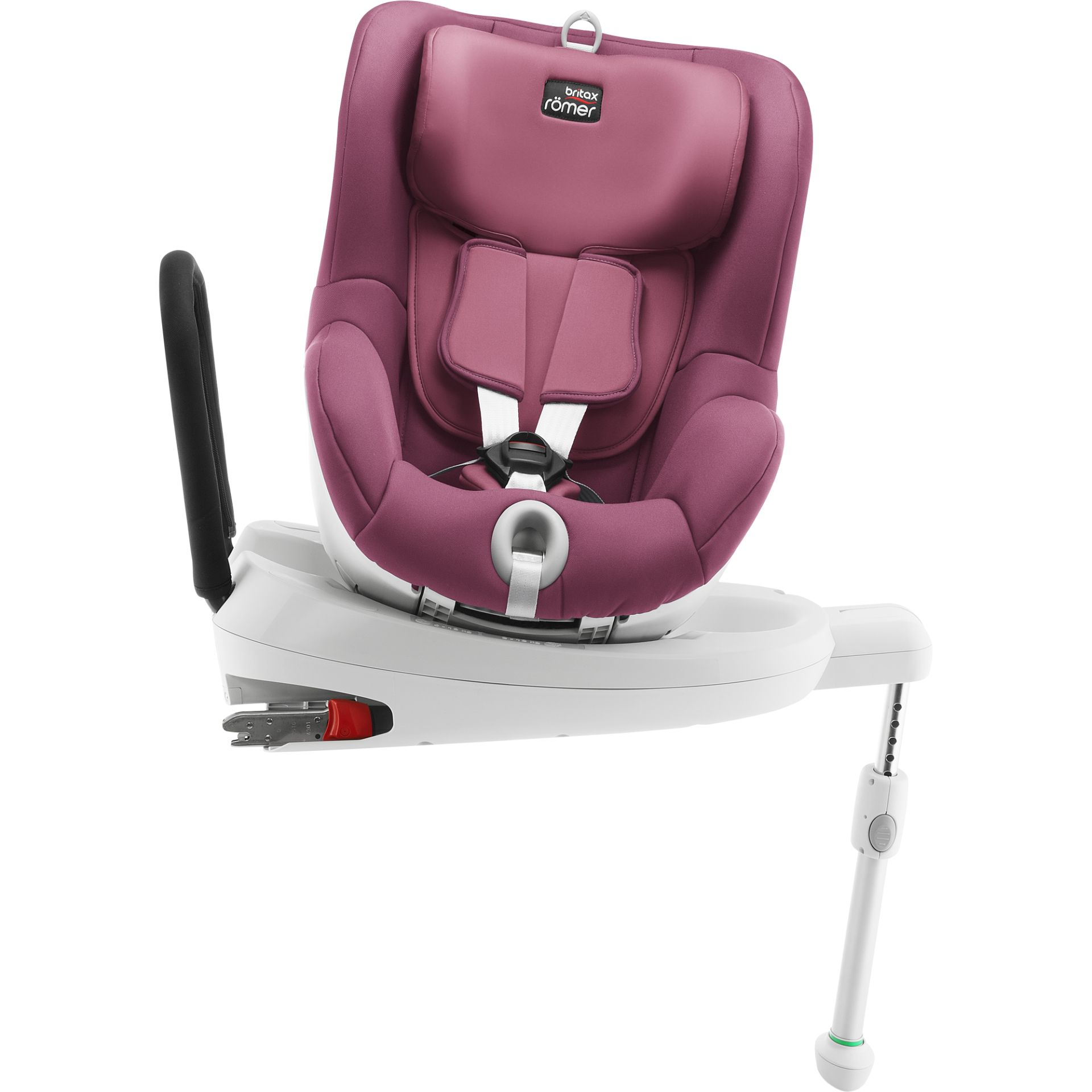 britax r mer car seat dualfix 2018 wine rose buy at. Black Bedroom Furniture Sets. Home Design Ideas