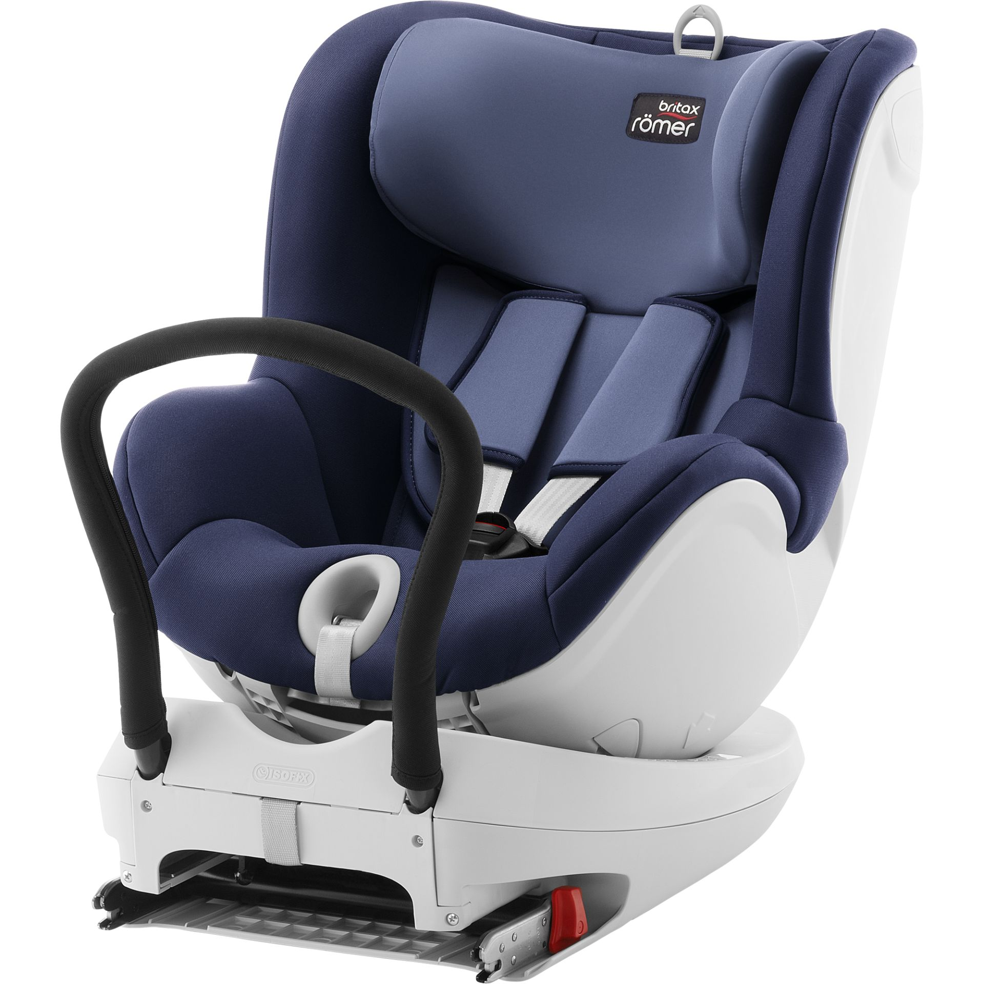 britax r mer car seat dualfix 2018 moonlight blue buy at. Black Bedroom Furniture Sets. Home Design Ideas