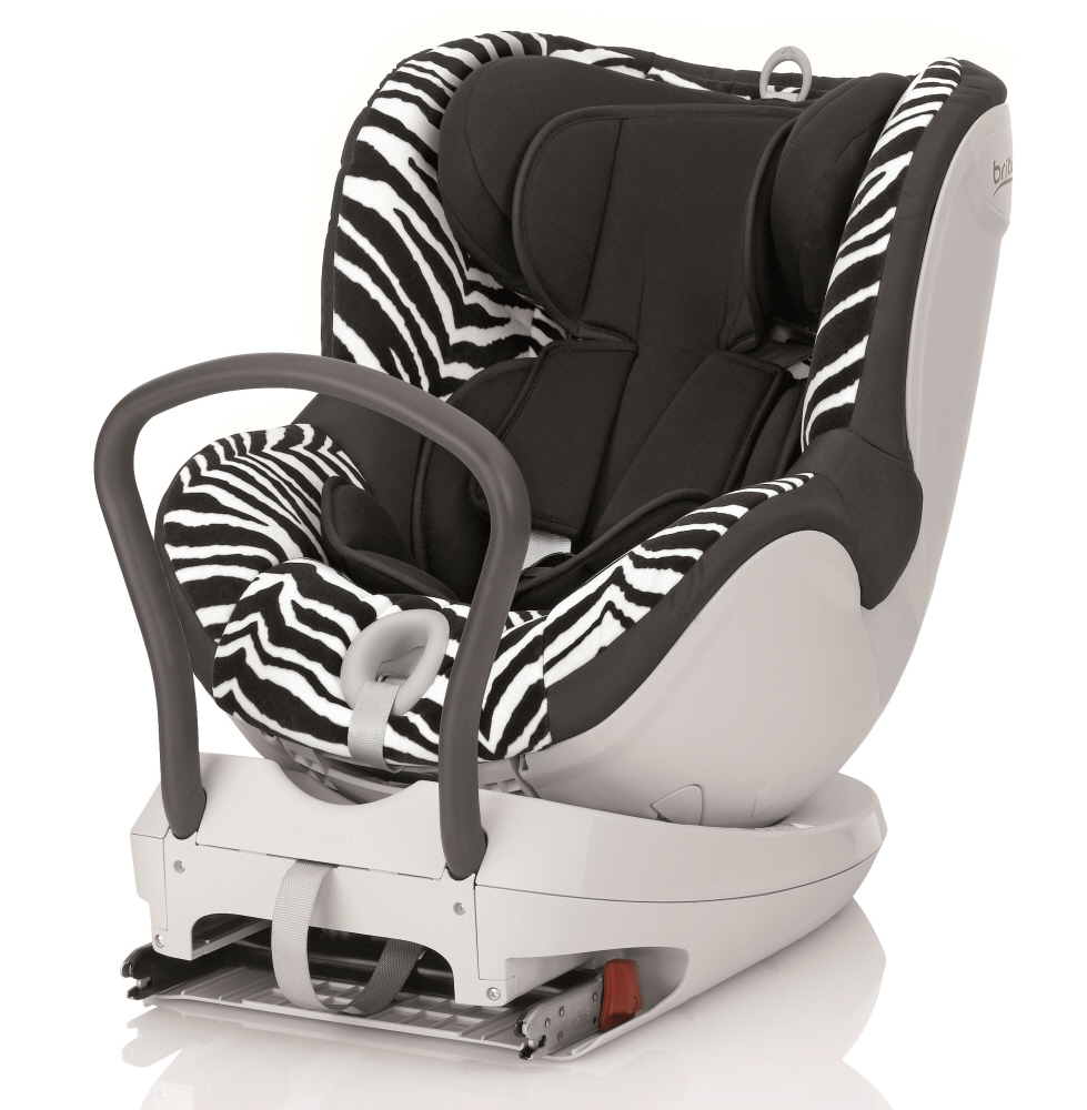 britax r mer car seat dualfix 2015 smart zebra buy at. Black Bedroom Furniture Sets. Home Design Ideas