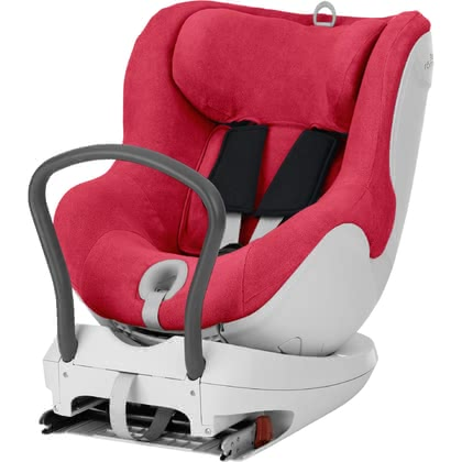 Britax Römer Summer cover for DUALFIX Pink 2017 - large image