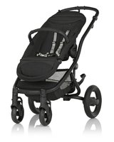 Britax Römer Affinity 2 stroller - * The Britax Römer Affinity 2 and its powerful dual suspension impress with high driving comfort in the city as well as in the country.