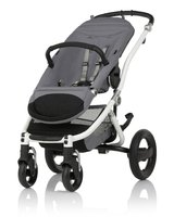 Britax Römer Pushchair AFFINITY 2 - * The Britax Römer Affinity 2 and its powerful dual suspension impress with high driving comfort in the city as well as in the country.