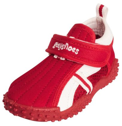 Playshoes Aqua Shoes Sporty rot 2014 - large image