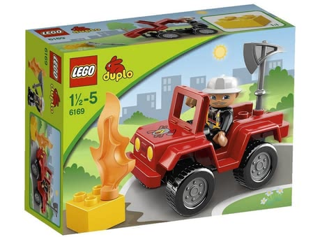 LEGO Duplo Fire Chief 2015 - large image