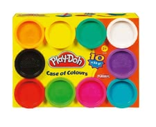 Playdoh color box - * The Play-Doh color box provides a lot of playing fun