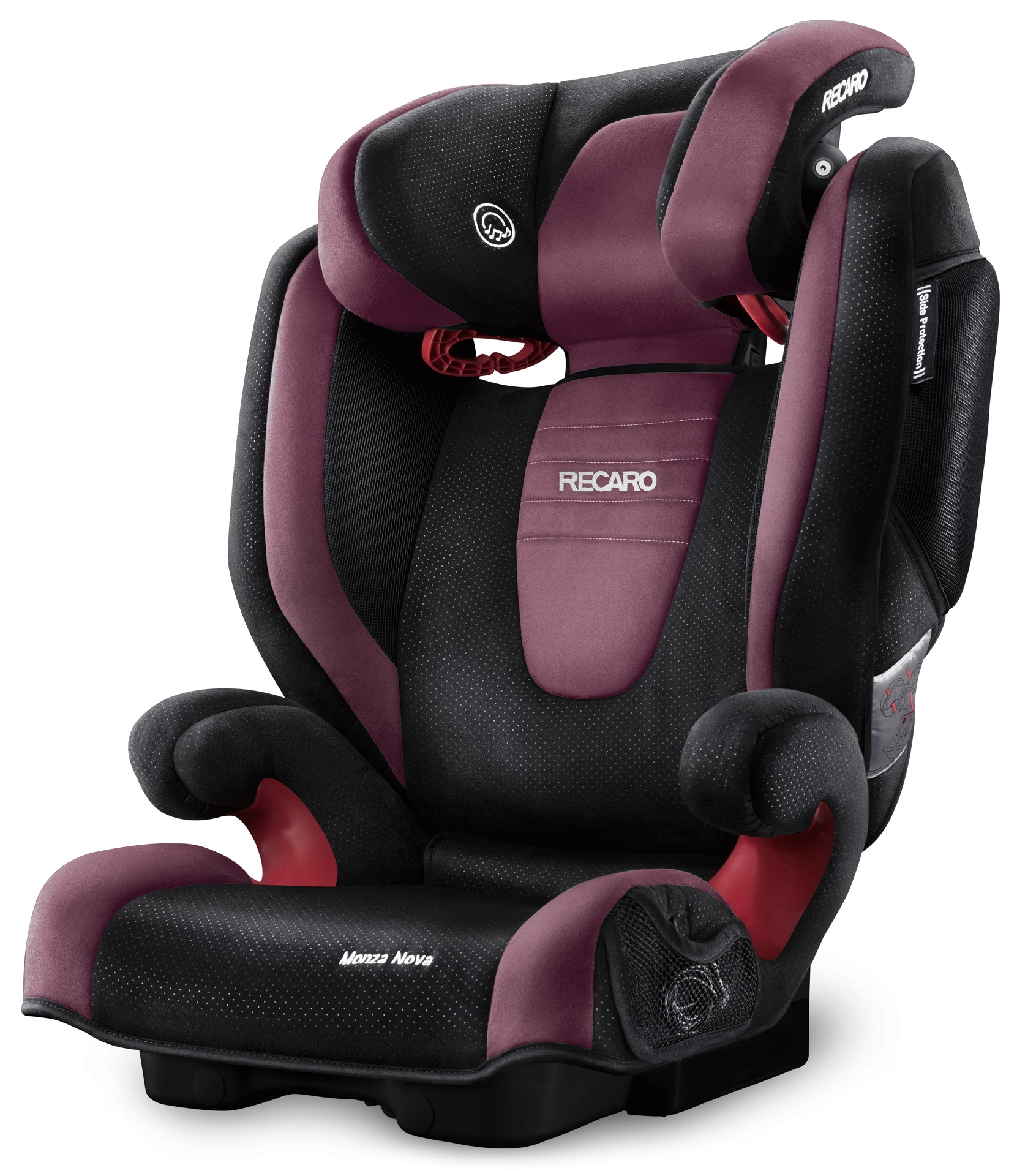 recaro child car seat monza nova 2 buy at kidsroom car seats. Black Bedroom Furniture Sets. Home Design Ideas