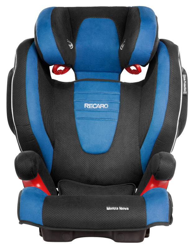 recaro monza nova 2 seatfix 2016 saphire buy at kidsroom car seats isofix child car seats. Black Bedroom Furniture Sets. Home Design Ideas