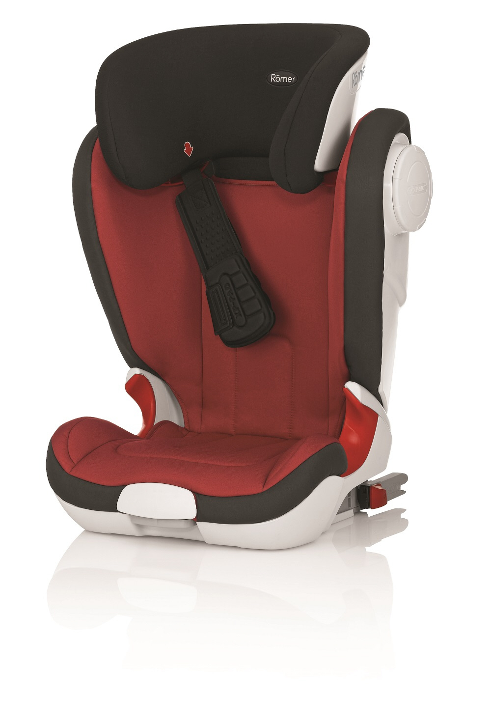 britax r mer child car seat kidfix xp sict 2015 chili. Black Bedroom Furniture Sets. Home Design Ideas