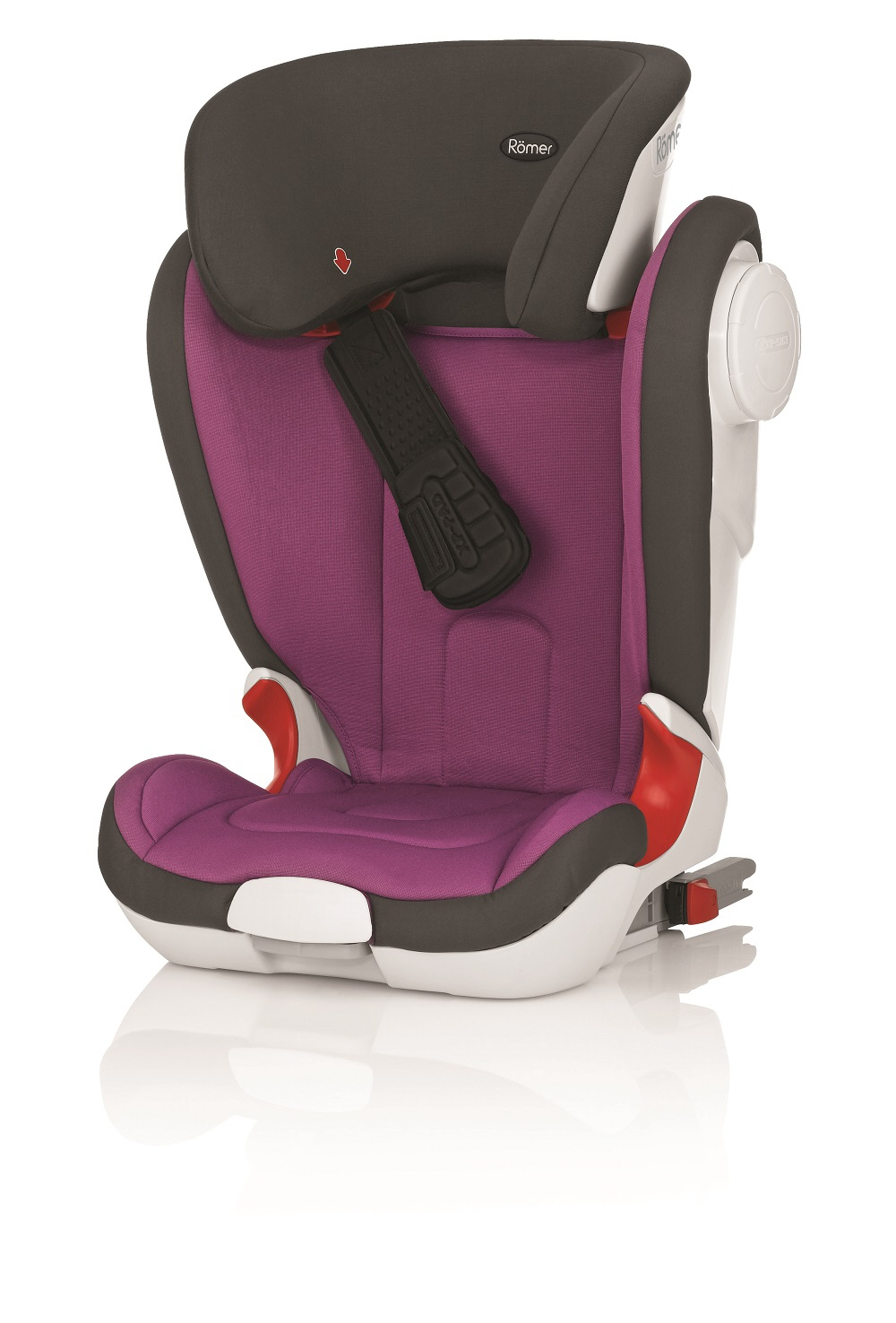 britax r mer child car seat kidfix xp sict 2015 cool berry buy at kidsroom car seats. Black Bedroom Furniture Sets. Home Design Ideas