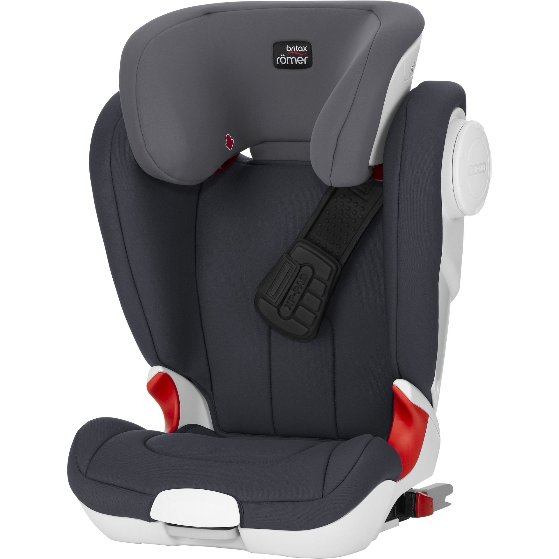 britax r mer child car seat kidfix xp sict 2018 storm grey buy at kidsroom car seats. Black Bedroom Furniture Sets. Home Design Ideas