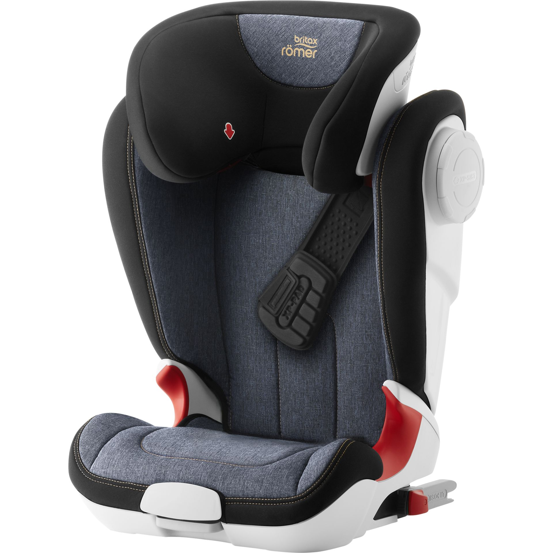 britax r mer car seat kidfix xp sict 2018 blue marble. Black Bedroom Furniture Sets. Home Design Ideas